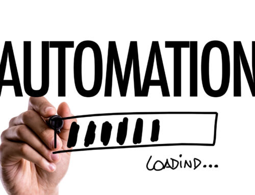 What are the three types of automation?