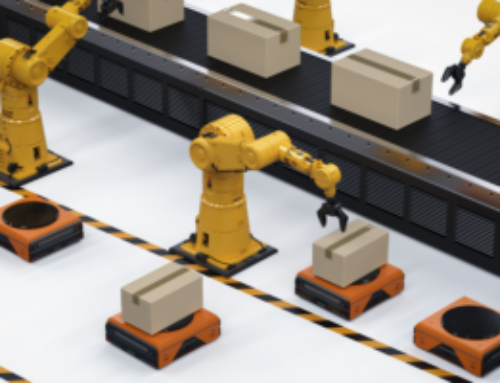 Factory automation infrastructure