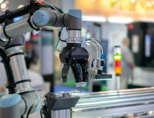 The Role of Robots in Creating More Efficient Manufacturing Operations