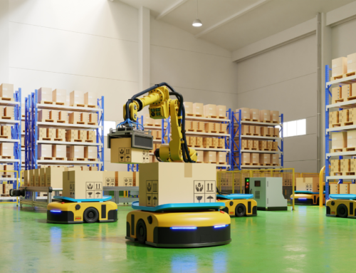 Manufacturers Increase Productivity With Robots