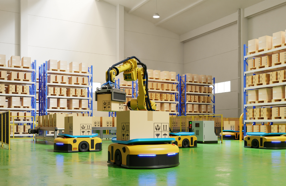 manufacturing automation south africa