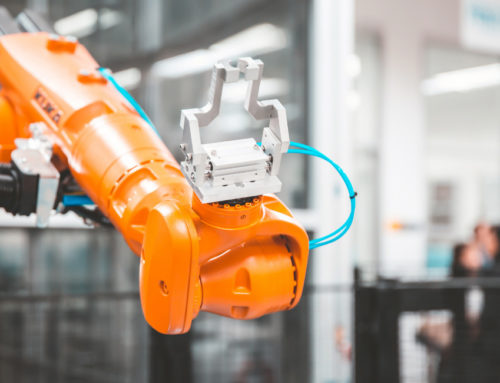 The Robotics Revolution: The Next Great Leap In Manufacturing