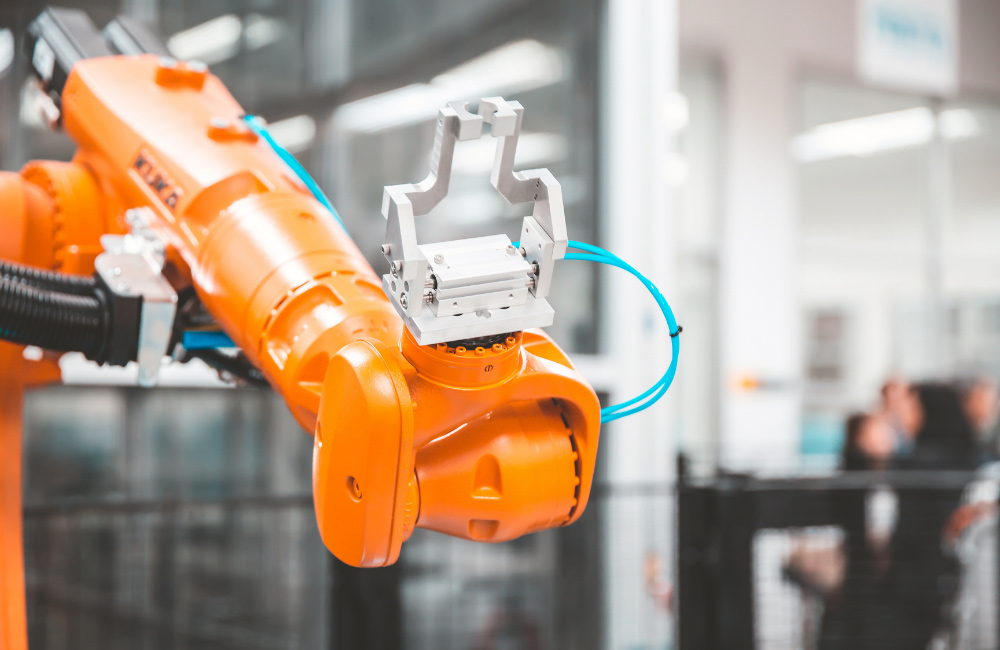 ROBOTIC HANDLING SYSTEM VERTEX AUTOMATION SOUTH AFRICA_